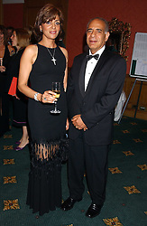 DR MAGDY & DR RITA ISHAK he was chairman of the ball at the Butterfly Ball in aid of the NSPCC held at The Intercontinental Hotel, Park Lane, London on 9th September 2005.<br />
