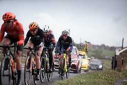 Alice Maria Arzuffi (ITA) of Valcar-Cylance Cycling rides in the chasing group during the ASDA Tour de Yorkshire Women's Race 2019 - Stage 2, a 132 km road race from Bridlington to Scarborough, United Kingdom on May 4, 2019. Photo by Balint Hamvas/velofocus.com