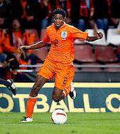 17-10-2007: Voetbal: Nederland-Slovenie: Eindhoven<br /> Kew Jaliens<br /> Foto: Geert van Erven