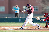 February 21, 2017: The Northwestern Oklahoma State University Rangers play against the Oklahoma Christian University Eagles at Dobson Field on the campus of Oklahoma Christian University.