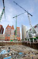 Foto: Gerrit de Heus. Den Haag 14/05/09. Bouwput.