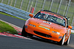 Jim Edwards Snr exits Knickerbrook Chicane at Oulton Park