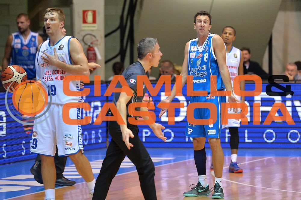 Giacomo Devecchi<br /> Red October Cantu' vs Banco di Sardegna Sassari<br /> Basket Serie A 2016/2017<br /> Milano 23/10/2016<br /> Foto Ciamillo-Castoria