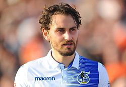 Edward Upson of Bristol Rovers- Mandatory by-line: Nizaam Jones/JMP - 30/03/2019 - FOOTBALL - Memorial Stadium - Bristol, England - Bristol Rovers v Luton Town - Sky Bet League One
