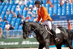Vrieling Jur, NED, VDL Glasgow v Merelsnest<br /> World Equestrian Games - Tryon 2018<br /> © Hippo Foto - Dirk Caremans<br /> 20/09/2018
