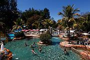 Caldas Novas_GO, Brasil.<br /> <br /> Lagoa Thermas Park em Caldas Novas, Goias.<br /> <br /> Lagoa Thermas Park in Caldas Novas, Goias.<br /> <br /> Foto: MARCUS DESIMONI / NITRO