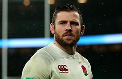 Elliot Daly of England - Mandatory by-line: Robbie Stephenson/JMP - 18/11/2017 - RUGBY - Twickenham Stadium - London, England - England v Australia - Old Mutual Wealth Series