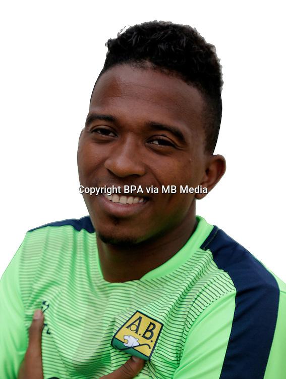 Colombia League - Liga Aguila 2015-2016 - <br /> Club Atletico Bucaramanga - Colombia / <br /> Jairo Roy Castillo Espinosa