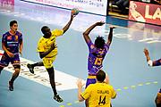 DESCRIZIONE : Handball Tournoi de Cesson Homme<br /> GIOCATORE : SALL Ibrahima<br /> SQUADRA : Tremblay<br /> EVENTO : Tournoi de cesson<br /> GARA : Tremblay Selestat<br /> DATA : 07 09 2012<br /> CATEGORIA : Handball Homme<br /> SPORT : Handball<br /> AUTORE : JF Molliere <br /> Galleria : France Hand 2012-2013 Action<br /> Fotonotizia : Tournoi de Cesson Homme<br /> Predefinita :