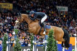 Verlooy Jos, BEL, Jacobien Dwerse Hagen<br /> Stuttgart - German Masters 2019<br /> © Hippo Foto - Stefan Lafrentz<br /> 15/11/2019
