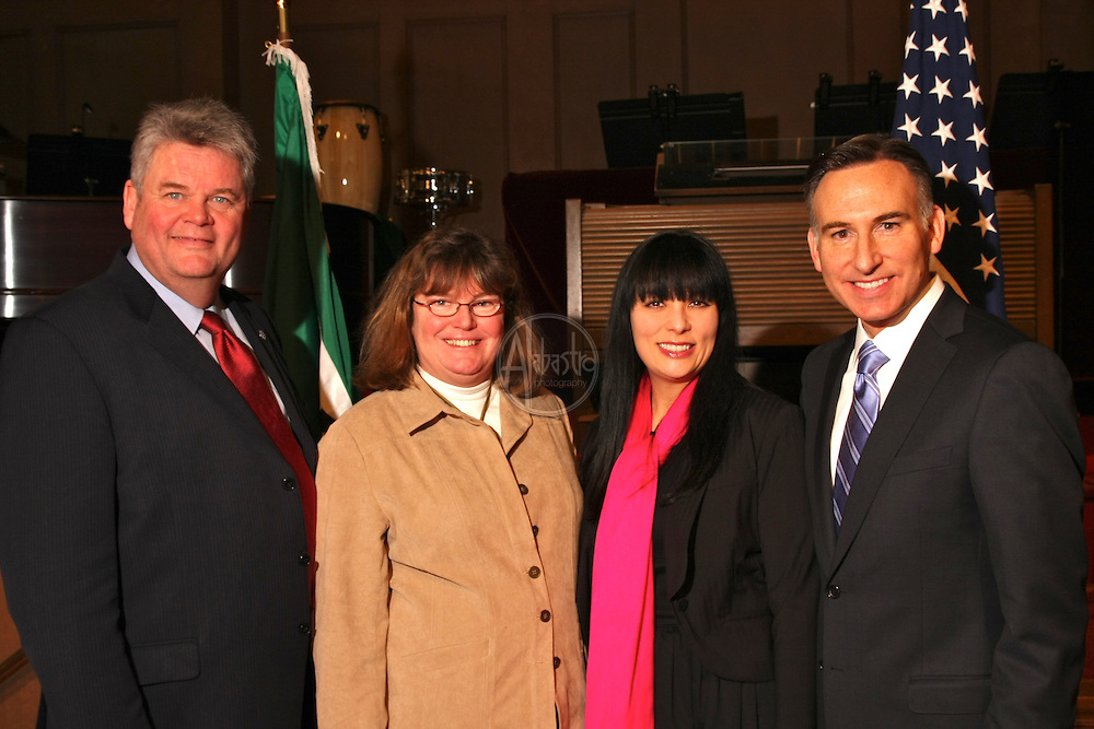 Dow Constantine Inauguration as King County Executive