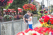 A Summer Engagement at Fairy Lake Park