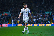 Leeds United midfielder Kalvin Phillips (23) during the EFL Sky Bet Championship match between Leeds United and Queens Park Rangers at Elland Road, Leeds, England on 2 November 2019.
