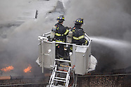 Fire FDNY 82 Burnside ave the Bronx
