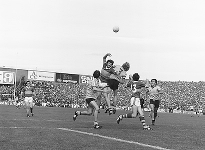 All Ireland Football Final Kerry v Dublin..16.09.1979  16th September 1979