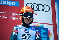 KRAMER Marita (AUT) during practice round on Day 1 of FIS Ski Jumping World Cup Ladies Ljubno 2020, on February 22th, 2020 in Ljubno ob Savinji, Ljubno ob Savinji, Slovenia. Photo by Matic Ritonja / Sportida