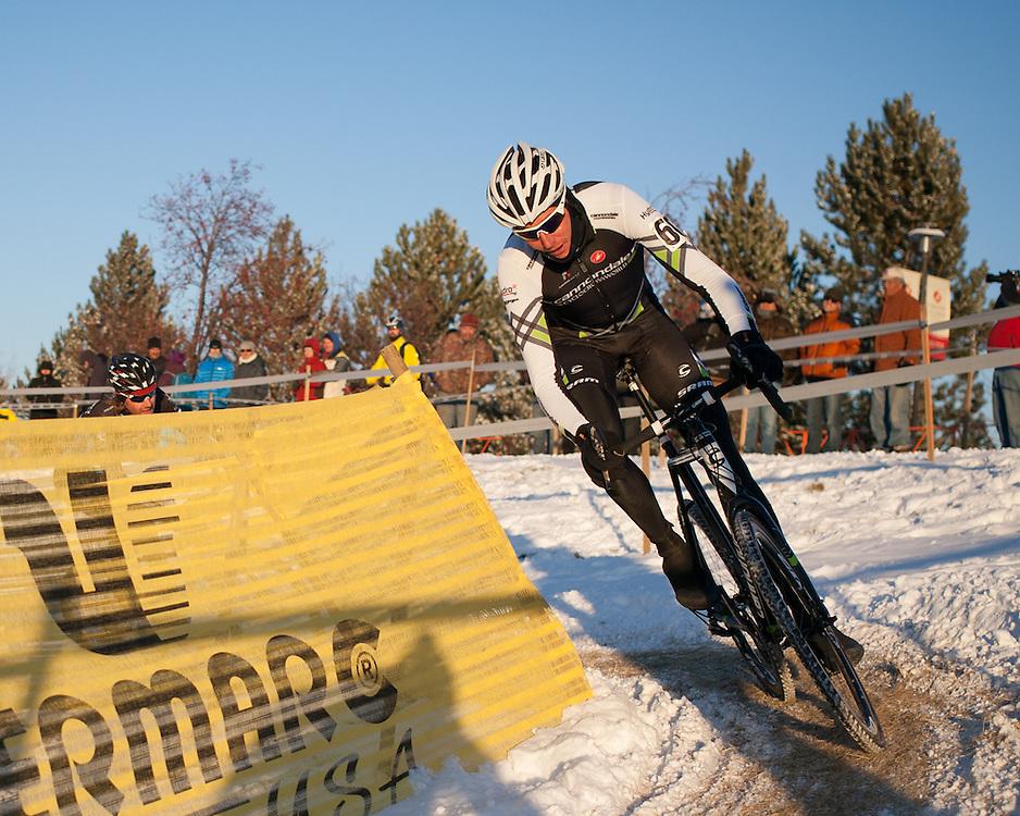Home-town hero Ryan Trebon (Cannondale / Cyclocross World).  ©Brian Nelson