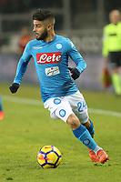 15.12.2017 - Torino - Serie A 2017-18 - 17a giornata  -  Torino-Napoli  nella  foto: Lorenzo Insigne