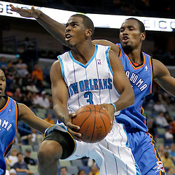 10-10 NBA - Thunder at Hornets