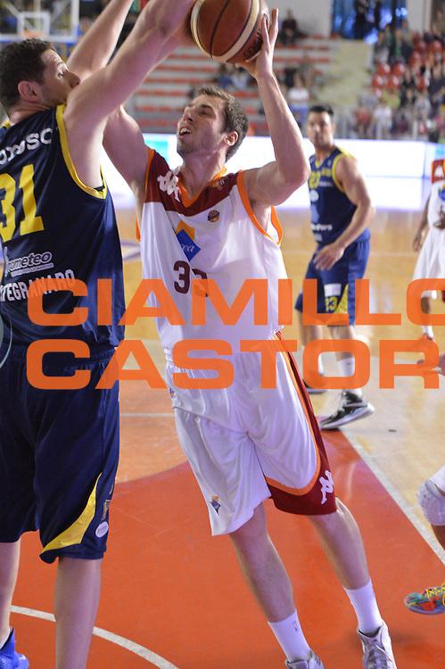 DESCRIZIONE : Roma Lega A 2012-2013 Acea Roma Sutor Montegranaro<br /> GIOCATORE : Aleksander Czyz<br /> CATEGORIA : tiro<br /> SQUADRA : Acea Roma<br /> EVENTO : Campionato Lega A 2012-2013 <br /> GARA : Acea Roma Sutor Montegranaro<br /> DATA : 05/05/2013<br /> SPORT : Pallacanestro <br /> AUTORE : Agenzia Ciamillo-Castoria/ GiulioCiamillo<br /> Galleria : Lega Basket A 2012-2013  <br /> Fotonotizia : Roma Lega A 2012-2013 Acea Roma Sutor Montegranaro<br /> Predefinita :