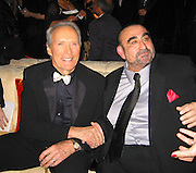 Clint Eastwood & Borat's sidekick, Ken Davitan.InStyle and Warner Bros. Post 2007 Golden Globe Party - Inside.Beverly Hilton Hotel.Beverly Hills, CA, USA.Monday January 15, 2007.Photo By Celebrityvibe.com.To license this image please call (212) 410 5354; or.Email: celebrityvibe@gmail.com ;.Website: www.celebrityvibe.com