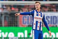 UTRECHT - FC Utrecht - SC Heerenveen , Voetbal , Eredivisie , Seizoen 2016/2017 , Stadion Galgenwaard , 05-02-2017 ,   SC Heerenveen speler Joost van Aken
