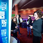Tall Order TEDx Seattle 2018. WSECU Credit Union Tall Order Tower. Photo by Alabastro Photography.