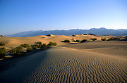 Sand dunes at Stovepipe Wells, Death Valley national park, California, USA