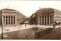 Zagreb : Burza. <br /> <br /> ImpresumZagreb : Naklada: Orient, [1934].<br /> Materijalni opis1 razglednica : tisak ; 9 x 14 cm.<br /> NakladnikNaklada Orient<br /> Mjesto izdavanjaZagreb<br /> Vrstavizualna građa<br /> ZbirkaGrafička zbirka NSK • Zbirka razglednica<br /> Formatimage/jpeg<br /> PredmetZagreb –– Trg hrvatskih velikana<br /> SignaturaRZG-THVEL-4<br /> Obuhvat(vremenski)20. stoljeće<br /> NapomenaRazglednica je putovala 1934. godine.<br /> PravaJavno dobro<br /> Identifikatori000954347<br /> NBN.HRNBN: urn:nbn:hr:238:859039 <br /> <br /> Izvor: Digitalne zbirke Nacionalne i sveučilišne knjižnice u Zagrebu
