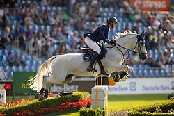 Philippaerts Olivier, BEL, H&M Cue Channa<br /> CHIO Aachen 2019<br /> Weltfest des Pferdesports<br /> © Hippo Foto - Stefan Lafrentz<br /> Philippaerts Olivier, BEL, H&M Cue Channa