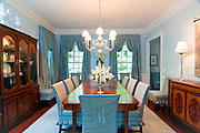 Custom Dining Room<br />
