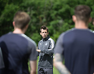 Dundee manager Neil McCann - Dundee FC pre-season training at Michelin Grounds, Dundee, Photo: David Young<br /> <br />  - &copy; David Young - www.davidyoungphoto.co.uk - email: davidyoungphoto@gmail.com