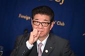 Ichiro Matsui Governor of Osaka