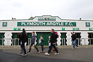 Plymouth Argyle v Crawley Town  31/12/2016