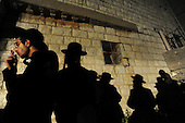 Israel News - Ultra Orthodox Jews Pray at Kifel Haret 2010