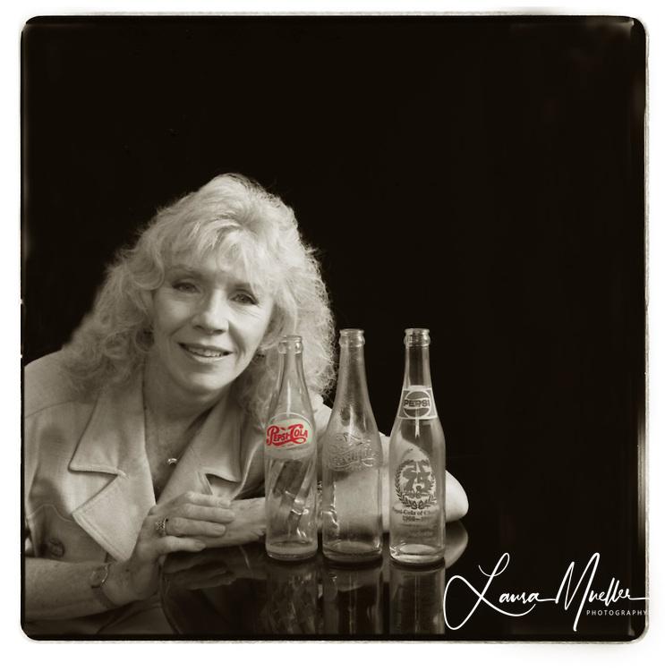 Dale F. Halton, President of Pepsi Cola Bottling Company of Charlotte.