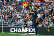 Assistant Referee Scott Ledger during the Pre-Season Friendly match between Tottenham Hotspur and Inter Milan at Tottenham Hotspur Stadium, London, United Kingdom on 4 August 2019.