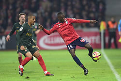 March 15, 2019 - Lille, France, FRANCE - Nicolas Pepe  (Credit Image: © Panoramic via ZUMA Press)