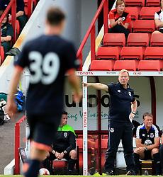 Ronald Koeman manager of Everton gives instructions to his players - Mandatory by-line: Matt McNulty/JMP - 23/07/2016 - FOOTBALL - Oakwell Stadium - Barnsley, England - Barnsley v Everton - Pre-season friendly