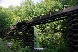 Mingus Mill, Great Smoky Mountains National Park, North Carolina, July 8, 2008