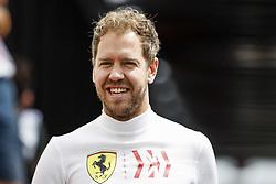 May 25, 2019 - Monte Carlo, Monaco - Motorsports: FIA Formula One World Championship 2019, Grand Prix of Monaco, .#5 Sebastian Vettel (GER, Scuderia Ferrari Mission Winnow) (Credit Image: © Hoch Zwei via ZUMA Wire)