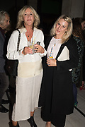 LADY COSIMA SOMERSET, AMANDA HARRINGTON Matt's Gallery 40th birthday in their new space. <br /> 42-44 Ponton Road, Nine Elms, London SW8 5BA 25 September 2019