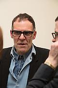DEXTER DALWOOD, George Condo - private view . Simon Lee Gallery, 12 Berkeley Street, London, 10 February 2014