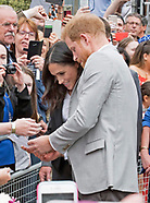 Meghan Markle & Harry Walkabout EPIC, Dublin