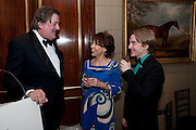 STEPHEN FRY; KATHY LETTE; STEVEN WEBB, Veuve Clicquot Tribute award dinner for Ruby Wax for her outstanding contribution to the greater understanding of mental illness in the UK. Berkeley Hotel, London. 25 November 2011.