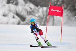 Super Combined and Super G, SCHMIDT Bigna, LW5/7-3, SUI at the WPAS_2019 Alpine Skiing World Championships, Kranjska Gora, Slovenia