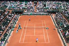 Roland Garros 5 June 2017