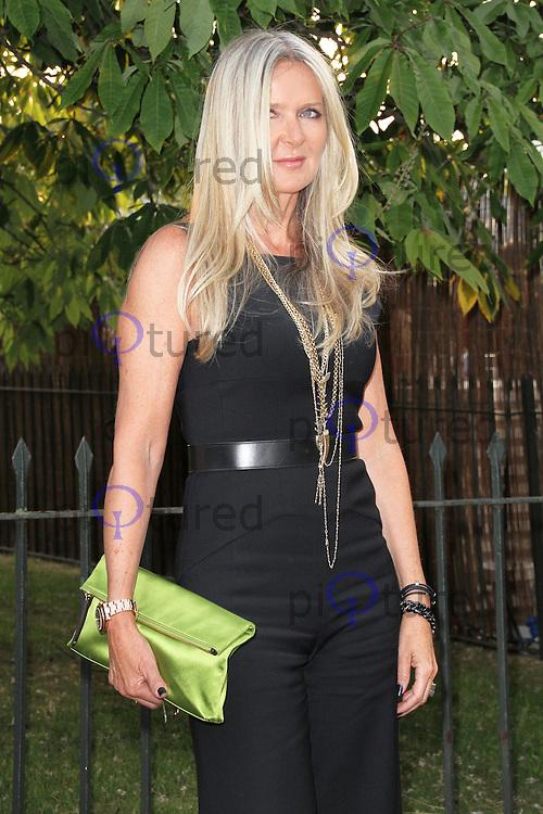 Amanda Wakeley, The Serpentine Gallery summer party, Kensington Gardens London UK, 26 June 2013, (Photo by Richard Goldschmidt)