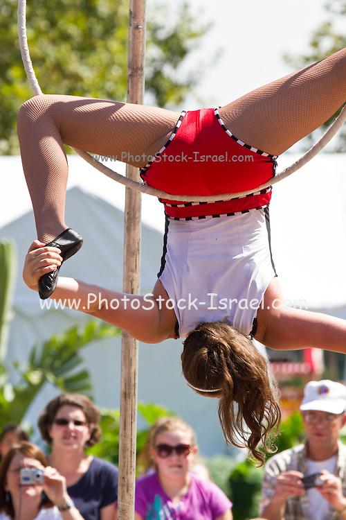 at the 2011 Kentucky state fair. Kentucky, USA