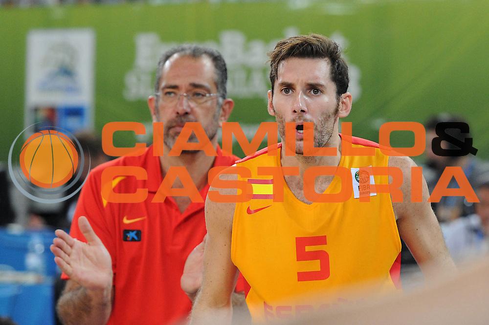 DESCRIZIONE : Lubiana Ljubliana Slovenia Eurobasket Men 2013 Finale Terzo Quarto Posto Spagna Croazia Final for 3rd to 4th place Spain Croatia<br /> GIOCATORE : Rudy Fernandez<br /> CATEGORIA : ritratto portrait<br /> SQUADRA : Spagna Spain<br /> EVENTO : Eurobasket Men 2013<br /> GARA : Spagna Croazia Spain Croatia<br /> DATA : 22/09/2013 <br /> SPORT : Pallacanestro <br /> AUTORE : Agenzia Ciamillo-Castoria/C.De Massis<br /> Galleria : Eurobasket Men 2013<br /> Fotonotizia : Lubiana Ljubliana Slovenia Eurobasket Men 2013 Finale Terzo Quarto Posto Spagna Croazia Final for 3rd to 4th place Spain Croatia<br /> Predefinita :